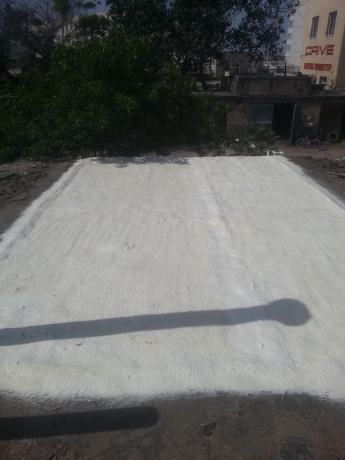 Замена кровли и утепление крыши гаража